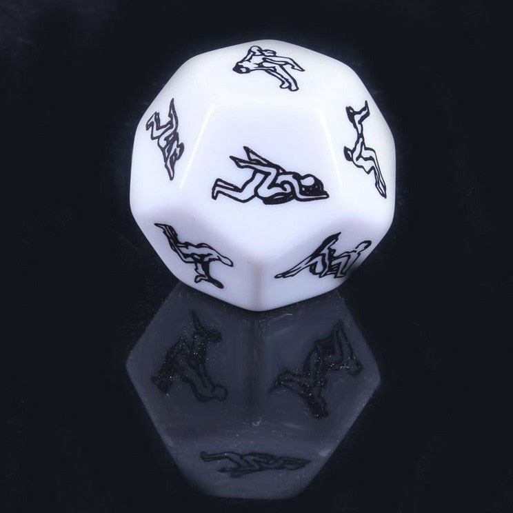 EXOTIC TRICKS DICE