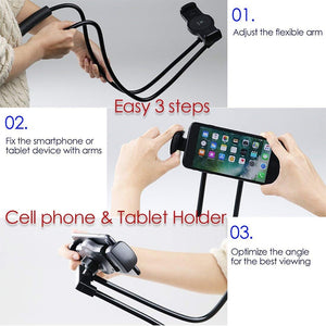 Baseus™ Universal Neck Mobile Phone Holder.