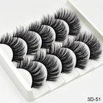 SexySheep™ 3D Natural/Thick Long Eyelashes.