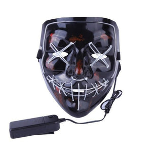 Woofpo China / BL The Purge LED Mask
