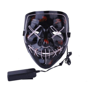 Woofpo China / W The Purge LED Mask