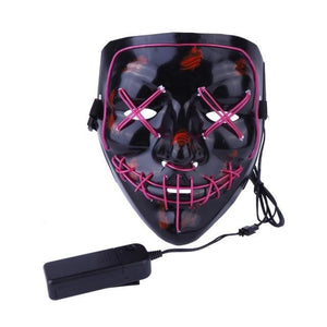 Woofpo China / Z The Purge LED Mask