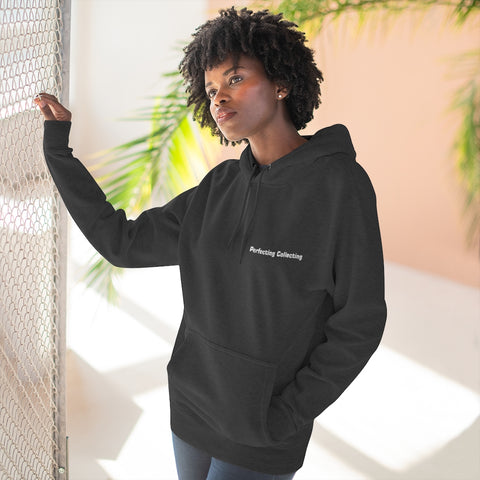 Koolaz Ltd  Perfecting Collecting Unisex Premium Pullover Hoodie