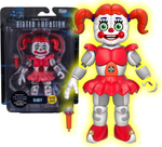 "Five Nights at Freddy's: Sister Location - Baby Glow in the Dark 5"" Articulated Action Figure"