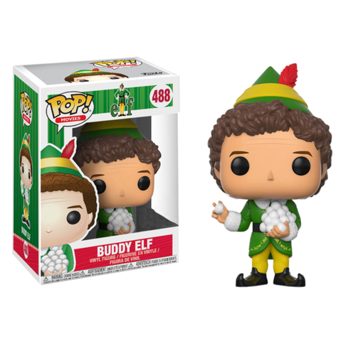koolaz-ltd - Elf - Buddy with Snowballs Pop! Vinyl Figure - Funko - Pop Vinyl