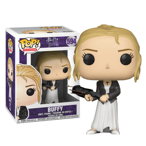 koolaz-ltd - Buffy the Vampire Slayer - 20th Anniversary Buffy Pop! Vinyl Figure - Funko - Pop Vinyl