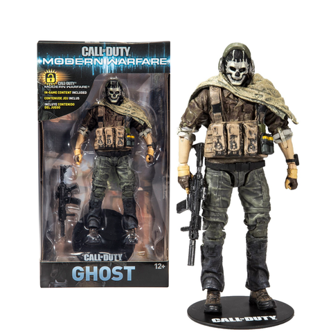 McFarlane Toys Call of Duty Ghost 2 Action Figure
