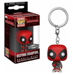 koolaz-ltd - Deadpool - Bedtime Deadpool Pocket Pop! Vinyl Keychain EXC - Funko - Keychain