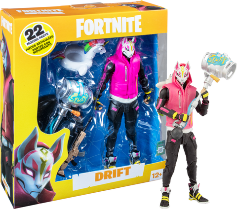 "koolaz-ltd - Fortnite - Drift 7"" Action Figure - McFarlane - Figure"