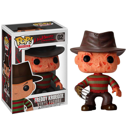 koolaz-ltd - Nightmare on Elm Street - Freddy Krueger Pop! Vinyl Figure - Funko - Pop Vinyl