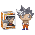 koolaz-ltd - Dragon Ball Super - Goku Ultra Instinct Pop! Vinyl Figure - Funko - Pop Vinyl