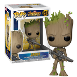 koolaz-ltd - Avengers 3: Infinity War - Groot with Gun Pop! Vinyl Figure - Funko - Pop Vinyl