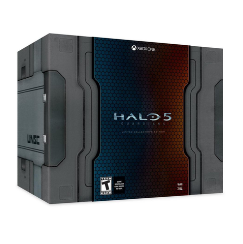 koolaz-ltd - Halo 5: Guardians Limited Collector's Edition XBOX ONE - Microsoft - Statue