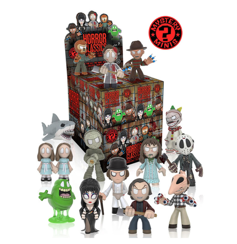 koolaz-ltd - Horror Classics Mystery Minis Series 3 Blind Box - Funko - Mystery Mini