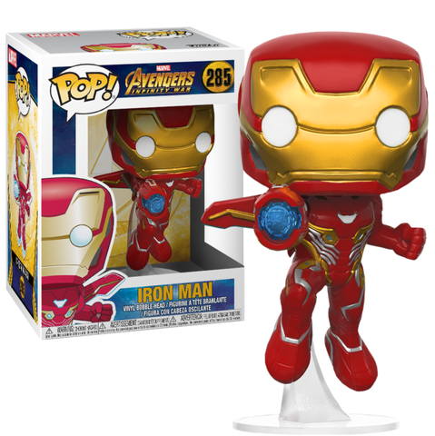 koolaz-ltd - Avengers 3: Infinity War - Iron Man Flying Pop! Vinyl Figure - Funko - Pop Vinyl