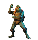 koolaz-ltd - NECA Teenage Mutant Ninja Turtles (1990 Movie) 1/4 Scale Michelangelo Figure - NECA - Figure