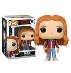 koolaz-ltd - Stranger Things - Max with Skateboard Pop! Vinyl Figure - Funko - Pop Vinyl