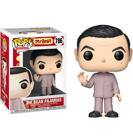 koolaz-ltd - Mr. Bean - Mr Bean in Pajamas Pop! Vinyl Figure - Funko - Pop Vinyl