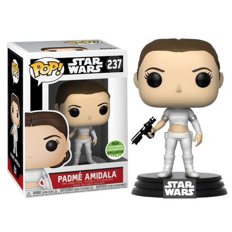 koolaz-ltd - Star Wars - Padme Amidala Pop! Vinyl Figure (2018 Spring Convention Exclusive) - Funko - Pop Vinyl