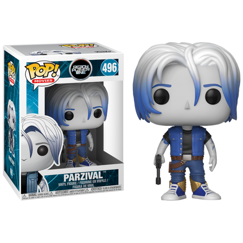 koolaz-ltd - Ready Player One - Parzival Pop! Vinyl Figure - Funko - Pop Vinyl