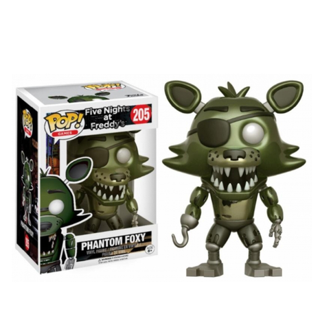 koolaz-ltd - Phantom Foxy - Five Nights At Freddy's Vinyl Figure EXC - Funko - Pop Vinyl