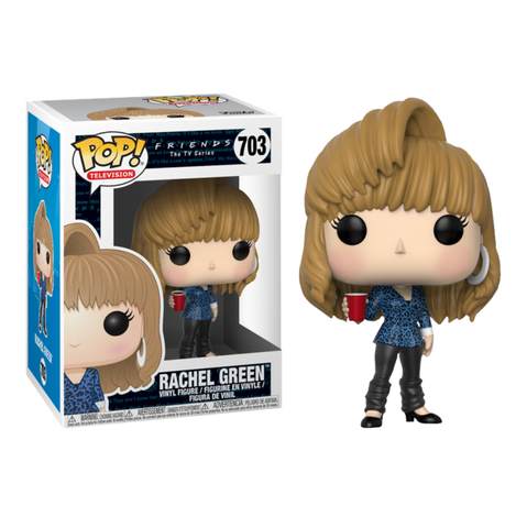 koolaz-ltd - Friends - 80's Rachel Green Pop! Vinyl Figure - Funko - Pop Vinyl