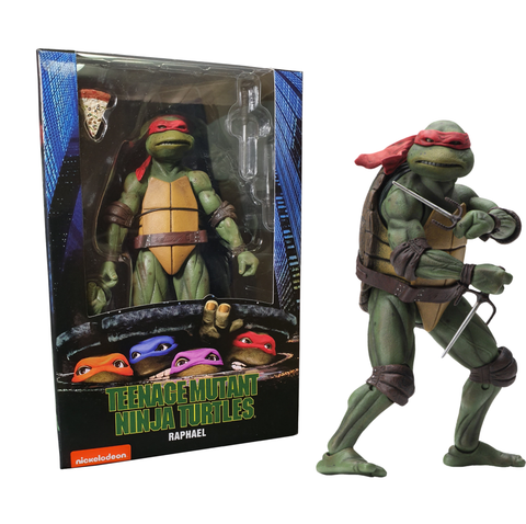 "koolaz-ltd - NECA Teenage Mutant Ninja Turtles (1990) - Raphael 7"" Action Figure - NECA - Figure"