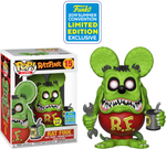 koolaz-ltd - Rat Fink - Rat Fink Glow in the Dark Pop! Vinyl Figure (2019 Summer Convention Exclusive) - Funko - Pop Vinyl