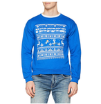 koolaz-ltd - Rick and Morty Men's Bad Christmas Crewneck - Koolaz Ltd - Crewneck