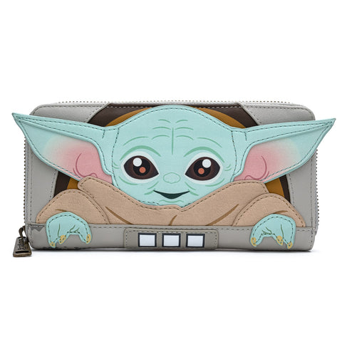 Loungefly x Star Wars The Mandalorian The Child Purse