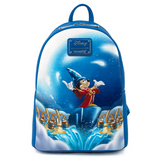 Loungefly x Disney Fantasia Sorcerer Mickey Mouse Mini Backpack