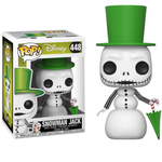 koolaz-ltd - The Nightmare Before Christmas - Snowman Jack Pop! Vinyl Figure - Funko - Pop Vinyl