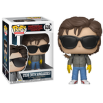 koolaz-ltd - Stranger Things - Steve with Sunglasses Pop! Vinyl Figure - Funko - Pop Vinyl