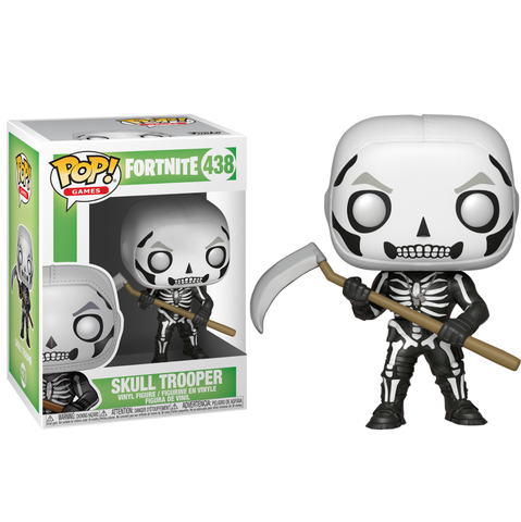 koolaz-ltd - Fortnite - Skull Trooper Pop! Vinyl Figure - Funko - Pop Vinyl
