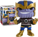 The Avengers - Thanos with Ugly Sweater Christmas Holiday Pop! Vinyl Figure