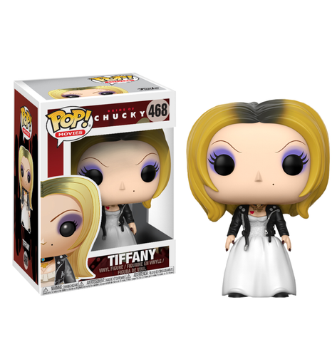 koolaz-ltd - Bride of Chucky - Tiffany Pop! Vinyl Figure - Funko - Pop Vinyl