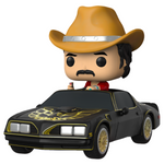 "Smokey & the Bandit - Bo ""Bandit"" Darville with Trans Am Pop! Rides Vinyl Figure"