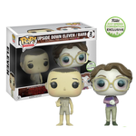 koolaz-ltd - Stranger Things: Upside Down Eleven and Barb 2 Pack 2017 Convention Exclusive - Funko - Pop Vinyl