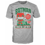 Batman - Happy Holidays Funko Pop! T-Shirt