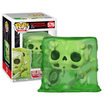 Dungeons & Dragons - Gelatinous Cube Pop! Vinyl Figure (2020 Spring Convention Exclusive)