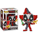 koolaz-ltd - Deadpool - Clown Deadpool Playtime Pop! Vinyl Figure - Funko - Pop Vinyl
