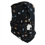 Loungefly X Star Wars Droids All Over Print Backpack