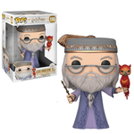 "Harry Potter - Dumbledore with Fawkes 10"" Pop! Vinyl Figure"