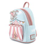Loungefly X Disney Dumbo Flying Circus Tent Mini Backpack