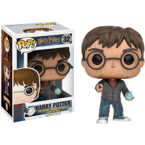 Harry Potter - Harry Potter with Prophecy Pop! Vinyl Figure
