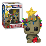 Guardians Of The Galaxy - Baby Groot with Christmas Lights Holiday Pop! Vinyl Figure