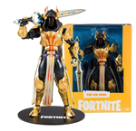 koolaz-ltd - Fortnite - Golden Ice King Premium Action Figure - Mcfarlane - McFarlane - Figure