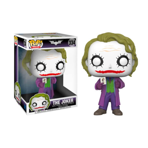 "Batman: The Dark Knight - The Joker 10"" Pop! Vinyl Figure"