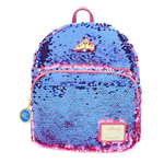 Loungefly x Disney Princess Sleeping Beauty Reversible Sequin Mini Backpack