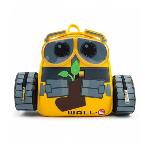Loungefly x Disney Pixar WALL-E Plant Boot Mini Backpack